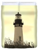 Lighthouse Tranquility Duvet Cover