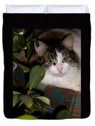 Lila's Nest Duvet Cover