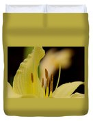 Lily - Flower - Fore And Aft Duvet Cover