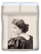 Lily Hanbury (1874-1908) Duvet Cover
