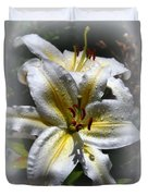 Lily Sweet Lily Duvet Cover