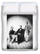 Lincoln & Secretaries, Duvet Cover