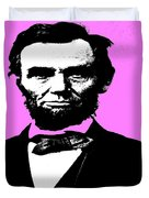 Lincoln Duvet Cover by George Pedro