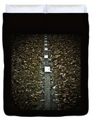 Line Of Death Duvet Cover