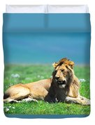 Lion King Duvet Cover