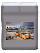 Lisbon Expo Duvet Cover