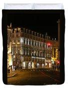 Lisbon Main Street Duvet Cover
