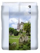 Lismore, Co Waterford, Ireland Duvet Cover