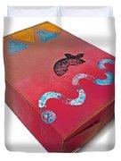 Little Big Horn Box Duvet Cover