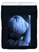 Little Boy Blue Duvet Cover