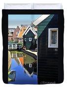 Little Dutch Houses Duvet Cover