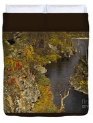Little Gorge Duvet Cover