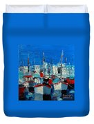 Little Harbor Duvet Cover