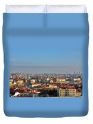 Little Mother Prague Duvet Cover