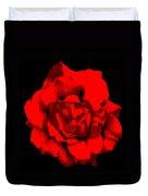 Little Red Flower ... Duvet Cover