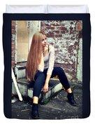 Liuda1 Duvet Cover