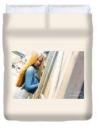 Liuda5 Duvet Cover