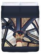 Liverpool Street Skylight Duvet Cover