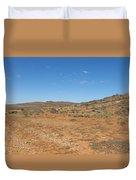 Living Desert Duvet Cover