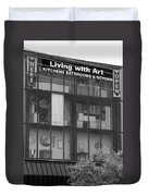 Living With Art Duvet Cover