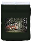 Load Of Roots Duvet Cover
