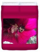 Loaded Bee Duvet Cover