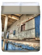 Loading Dock Duvet Cover