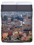 Locarno - Ticino Duvet Cover