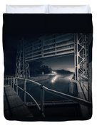Lock 23 Duvet Cover
