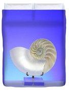 Logarithmic Spiral Duvet Cover