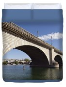 London Bridge Duvet Cover