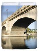 London Bridge II Duvet Cover