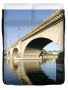 London Bridge II Duvet Cover