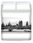 London Panorama Duvet Cover