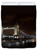 London Southbank View Duvet Cover
