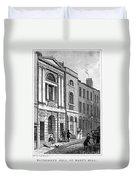 London: Watermans Hall Duvet Cover