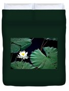 Lone Lily Duvet Cover