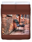 Lonely Seat Duvet Cover