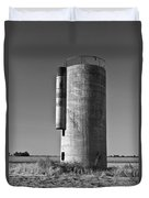Lonely Silo 6 Duvet Cover