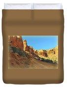 Long Canyon 1 Duvet Cover