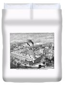 Long Island: Factory Duvet Cover