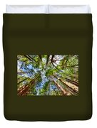 Look To The Sky Duvet Cover