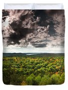 Lookout Trail Duvet Cover