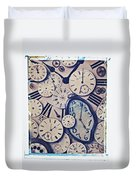 Lost Time Duvet Cover by Garry Gay