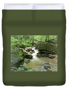 Lost Valley 2 Duvet Cover by Marty Koch