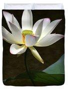 Lotus Beauty Duvet Cover