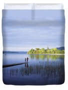 Lough Gill, Co Sligo, Ireland Duvet Cover
