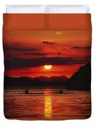 Lough Leane, Killarney, Co Kerry Duvet Cover by The Irish Image Collection