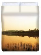 Lough Muck, County Tyrone, Ireland Duvet Cover