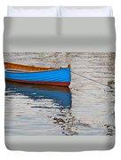 Lovely Boat Duvet Cover